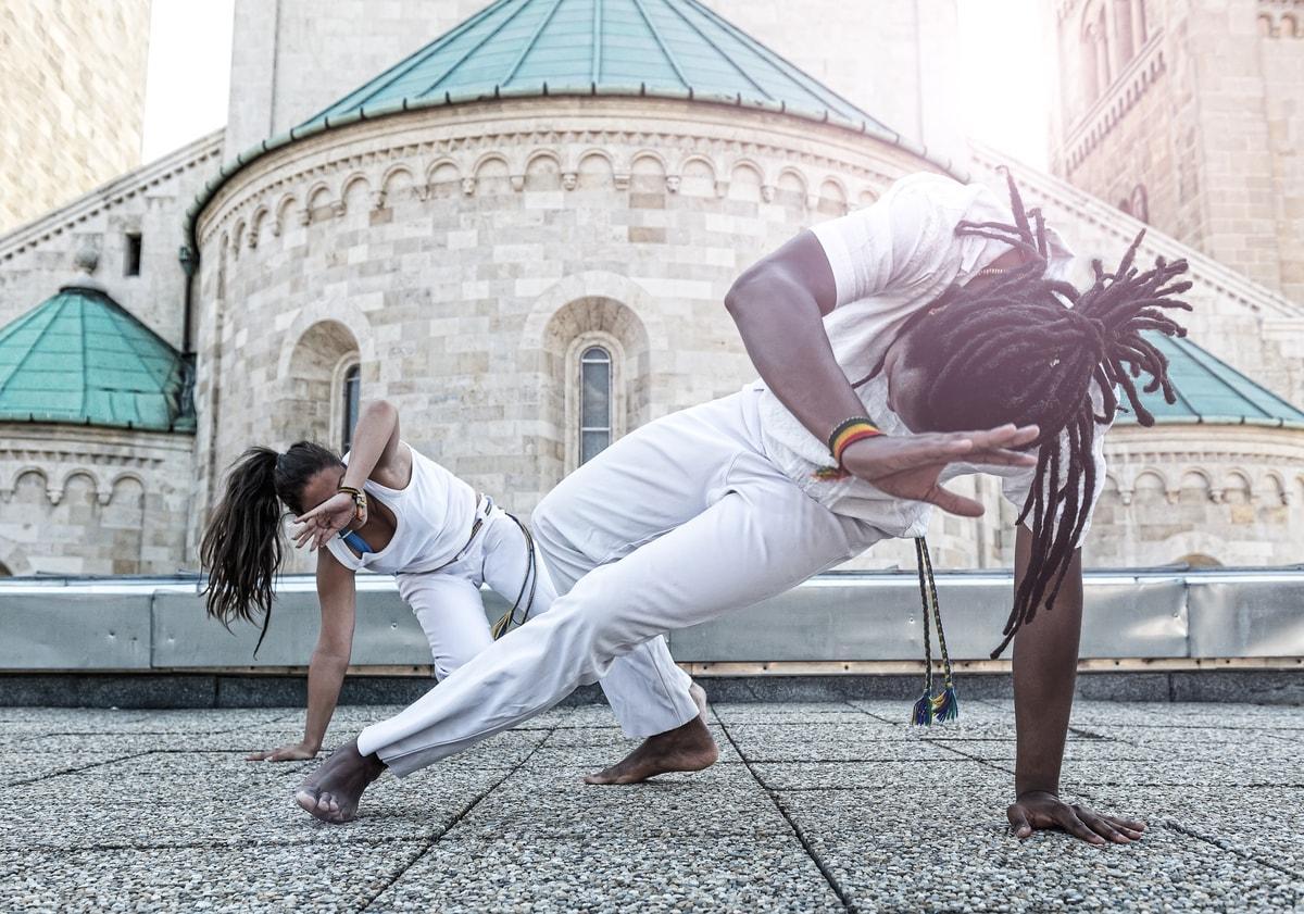 capoeira sztuka walki