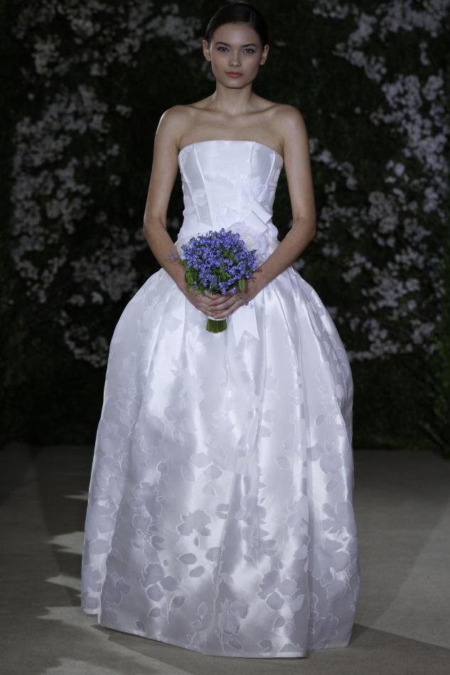 Carolina Herrera, suknie ślubne 2012