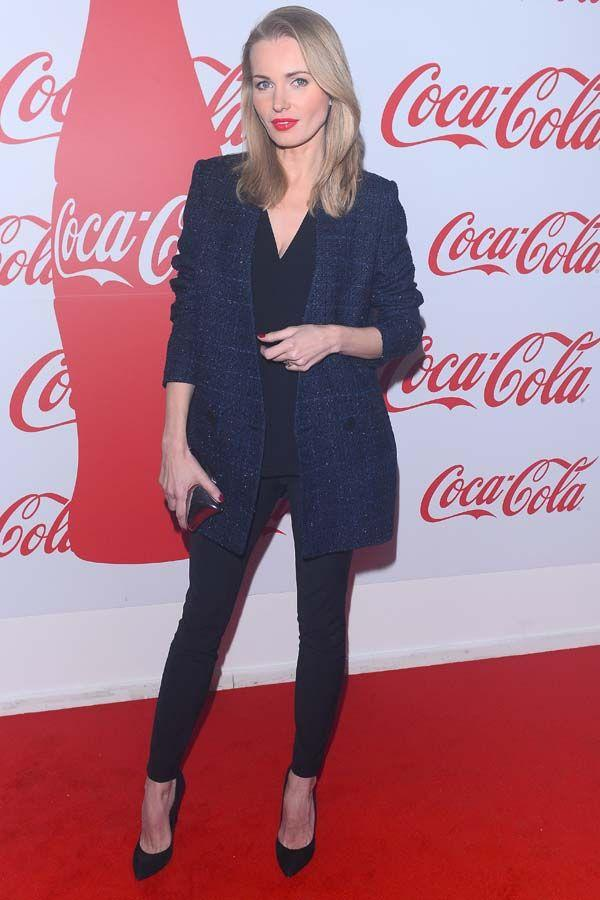 Gwiazdy na imprezie Coca Coli