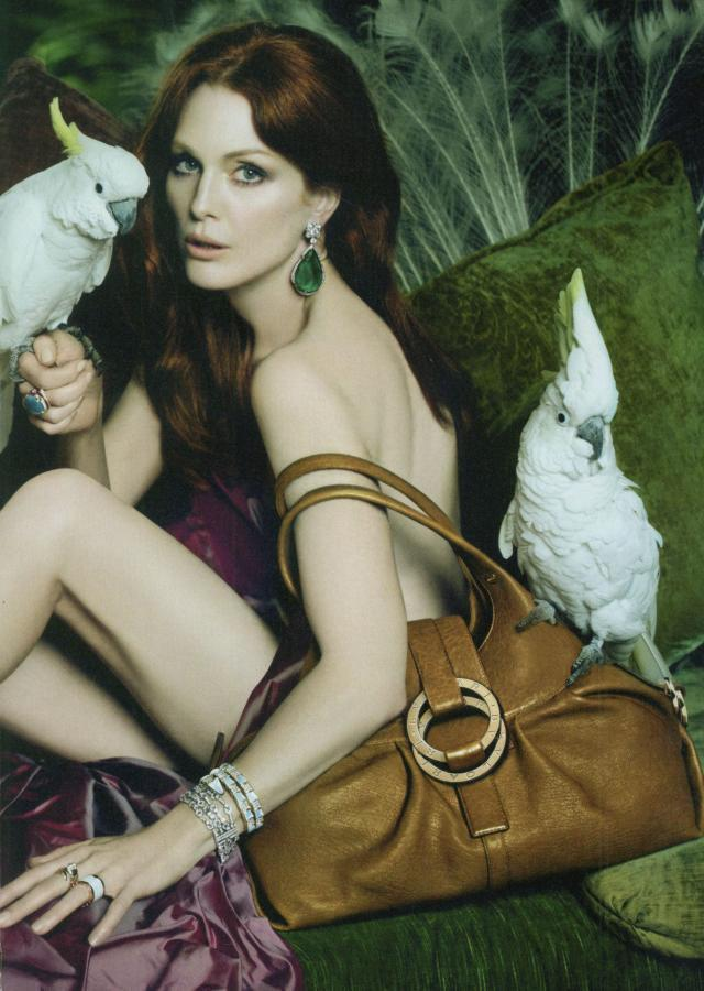 Bulgari, Julianne Moore
