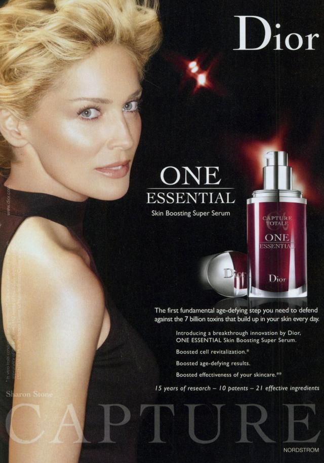 Dior, Sharon Stone