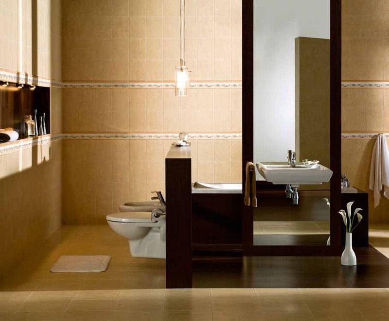 Cersanit Płytki Ceramiczne Do łazienki Aranżacje Wnętrz