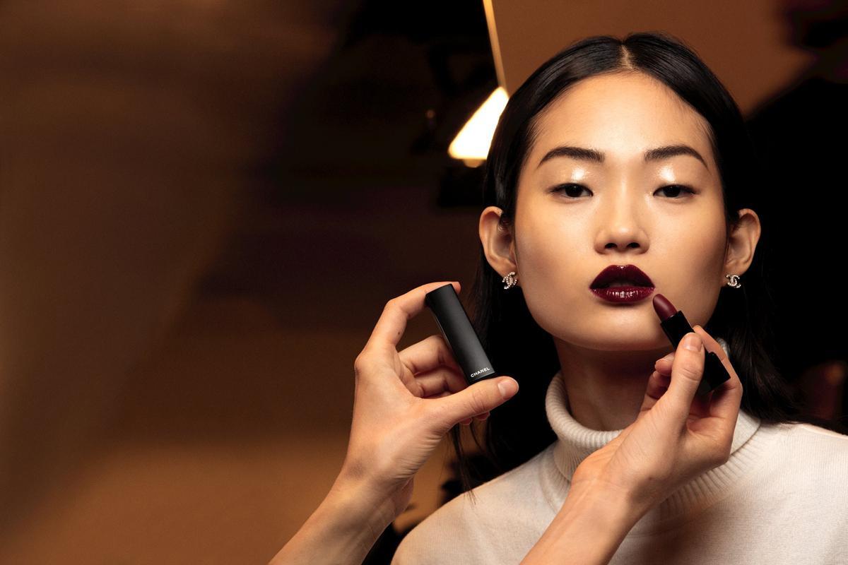 chanel makijaż karnawałowy