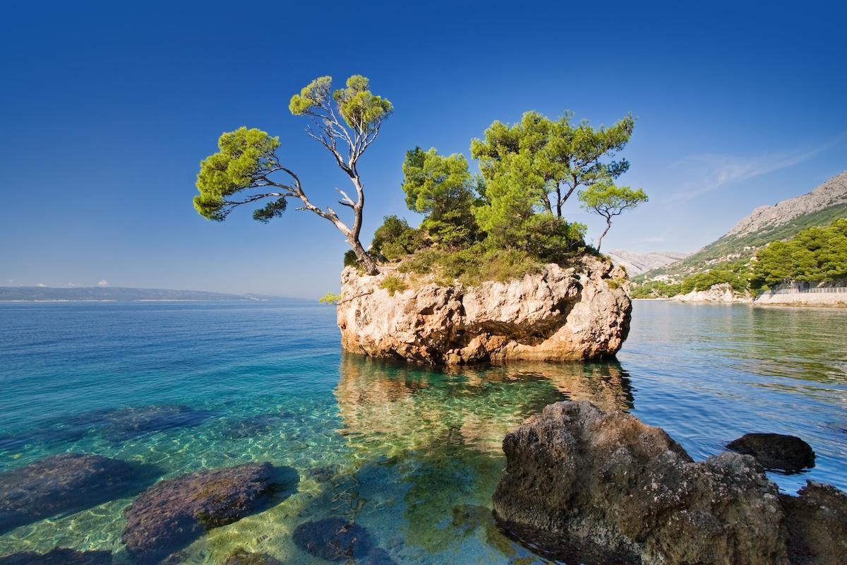 Chorwacja, Adriatyk
