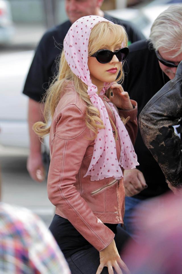 Christina Aguilera i Cam Gigandet