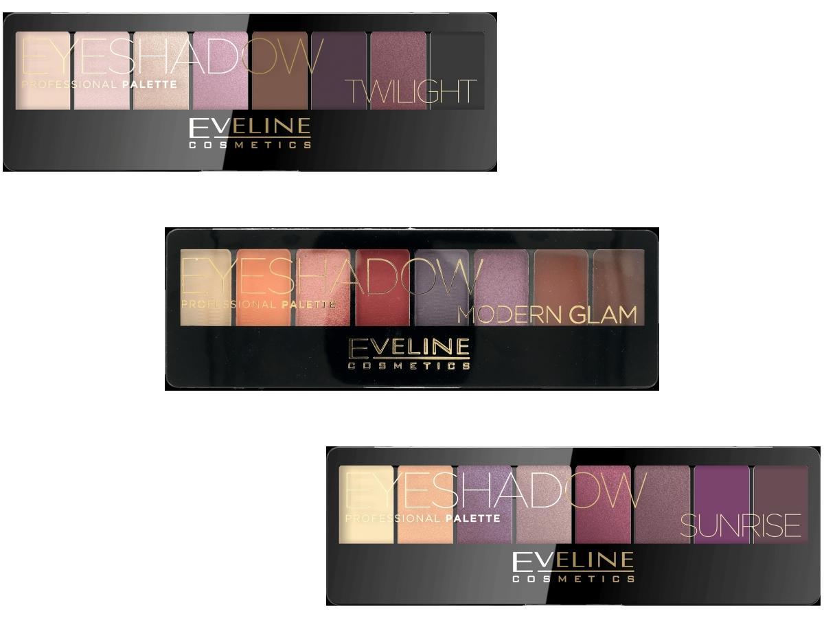 cienie do powiek Eveline Cosmetics