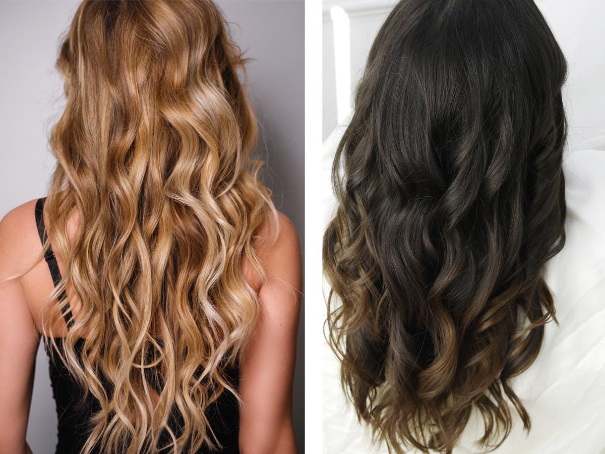Jak cieniować włosy