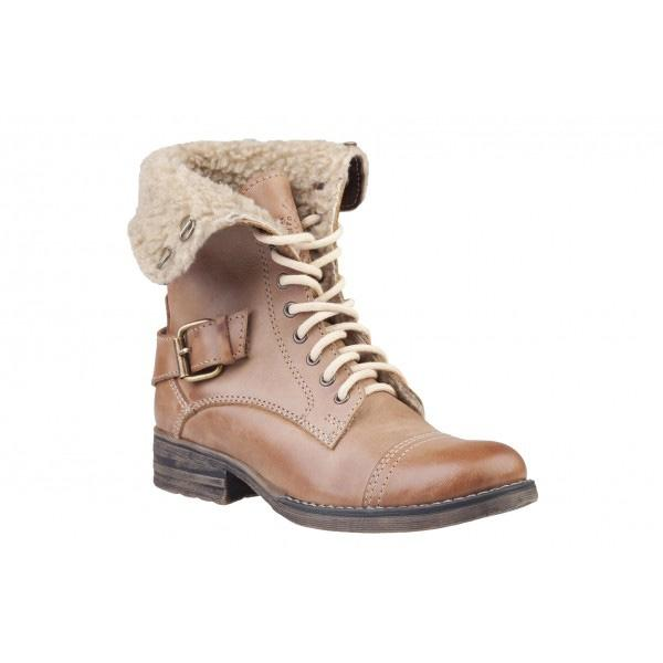 Buty z kożuszkiem Lasocki