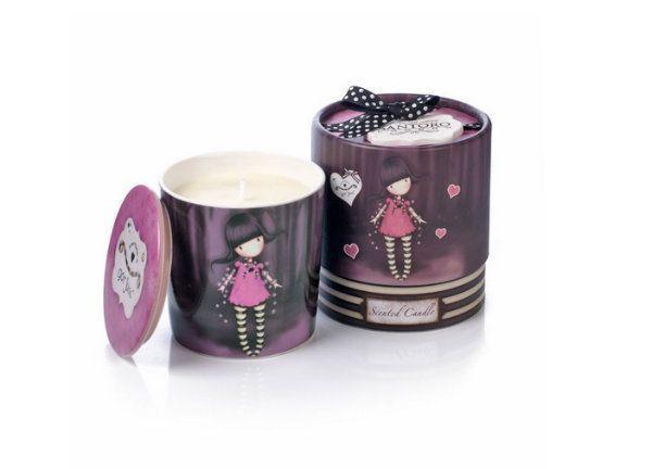 Świeca zapachowa SANTORO London - Fairy Lights 119 zl aromanti com pl.jpg