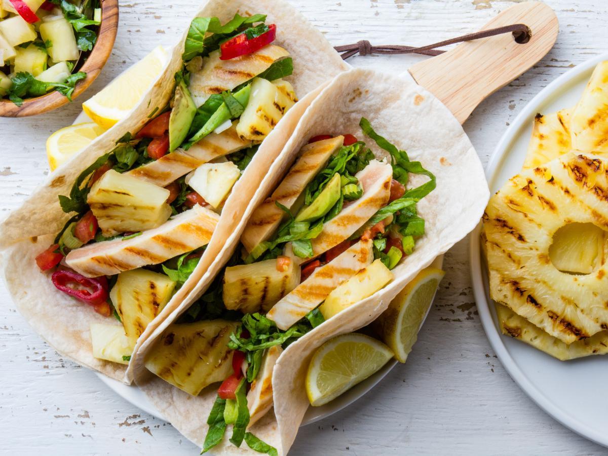 Tortilla na kolację