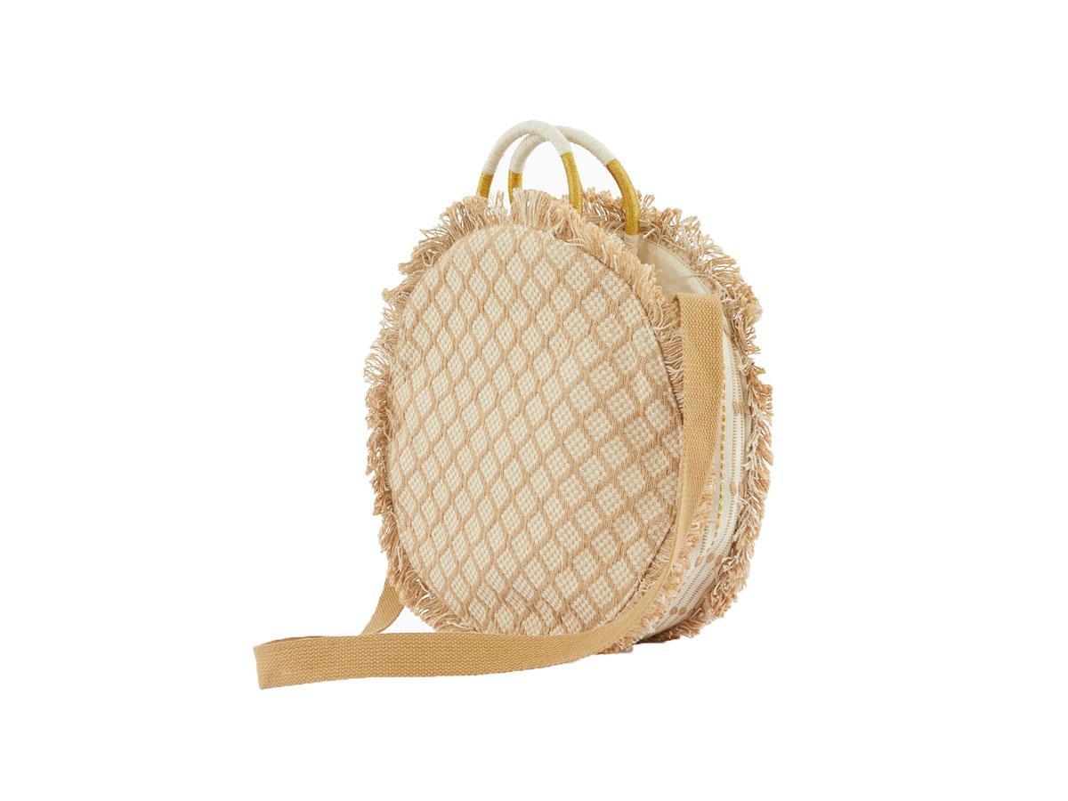 Torebka koszyk, Promod, cena ok. 119,90 zł
