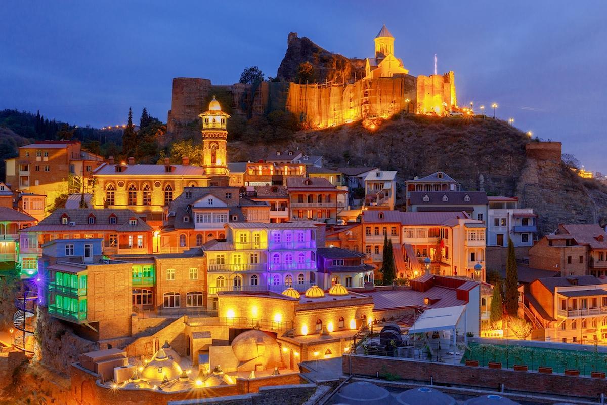 Randki w Tbilisi