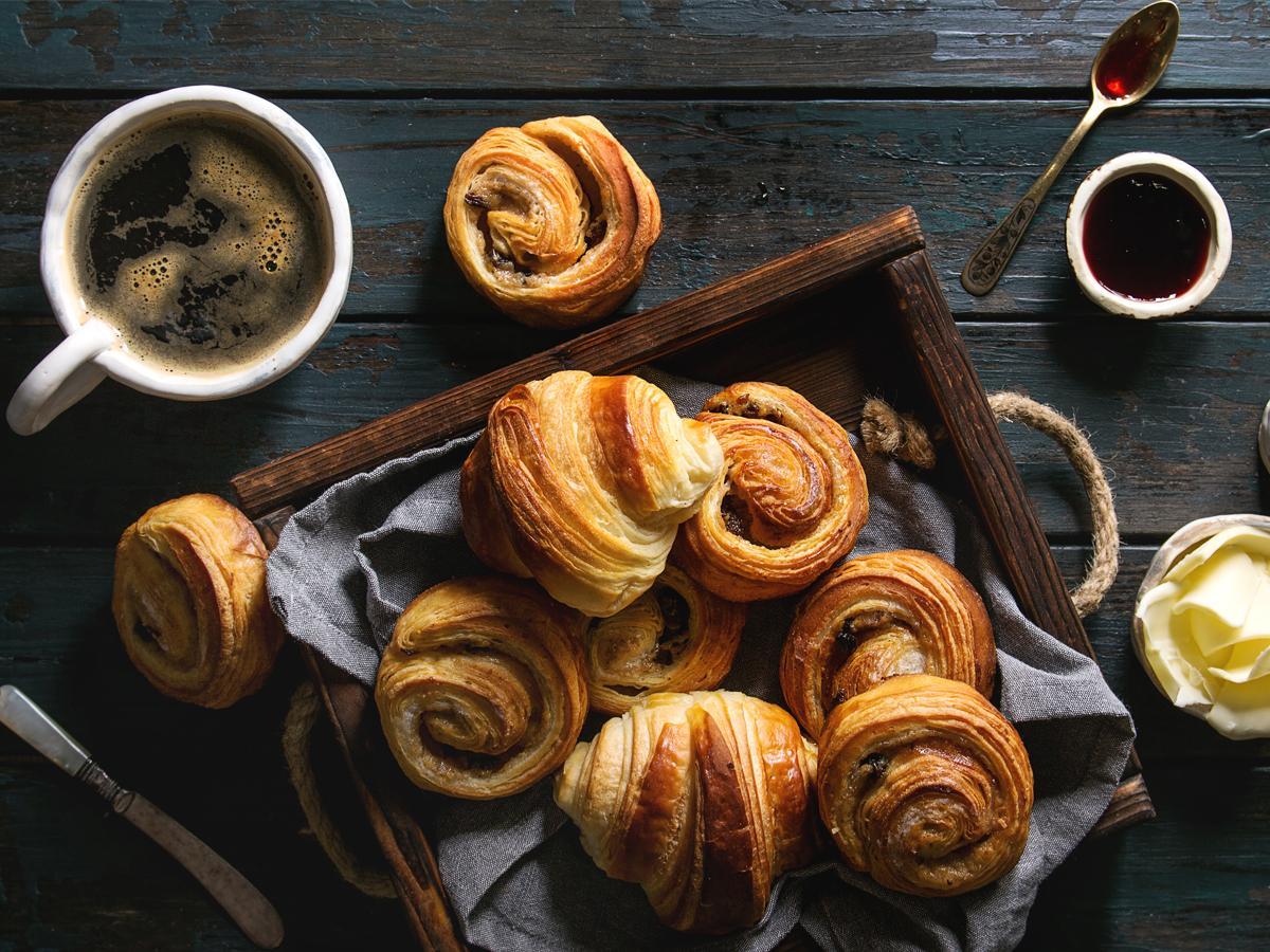 przepisy z ciasta francuskiego na słodko