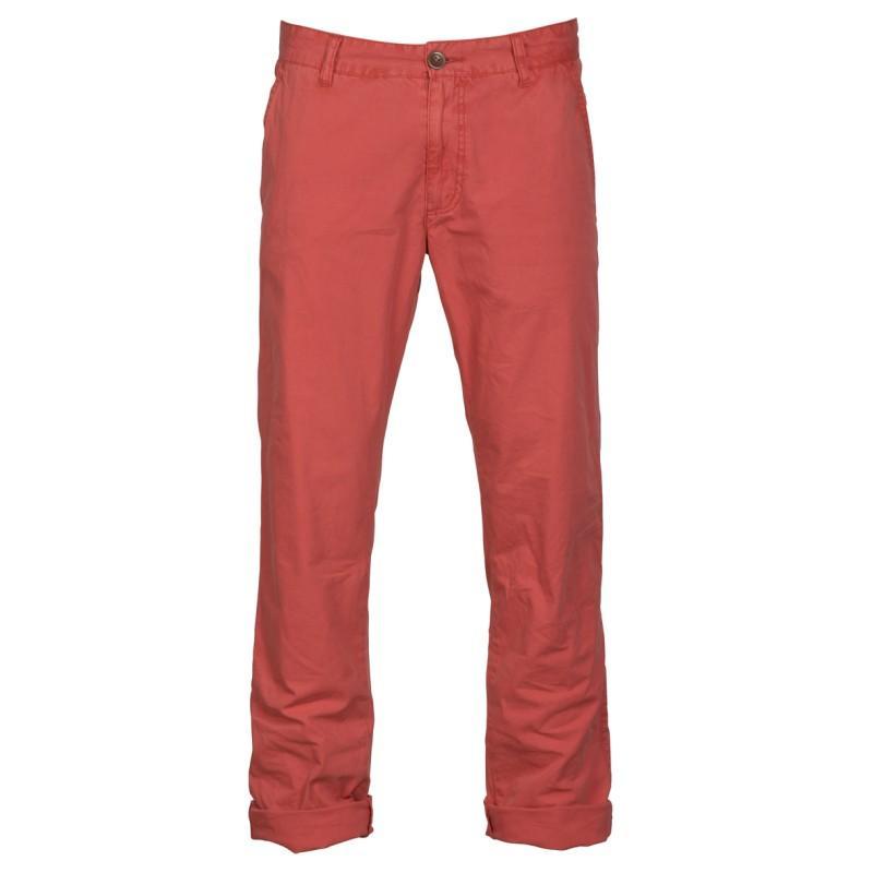 czerwone spodnie Cottonfield - z kolekcji wiosna-lato 2011
