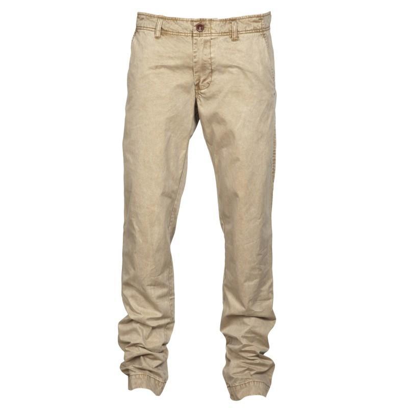 beżowe spodnie Cottonfield - moda wiosna/lato