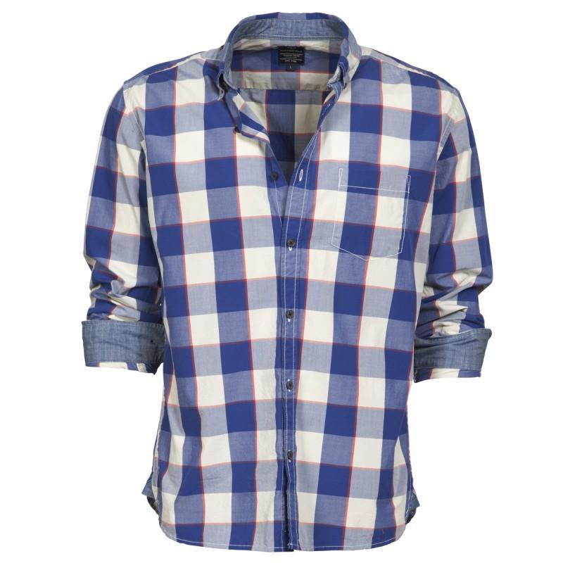 koszula Cottonfield w kratkę - moda wiosna/lato