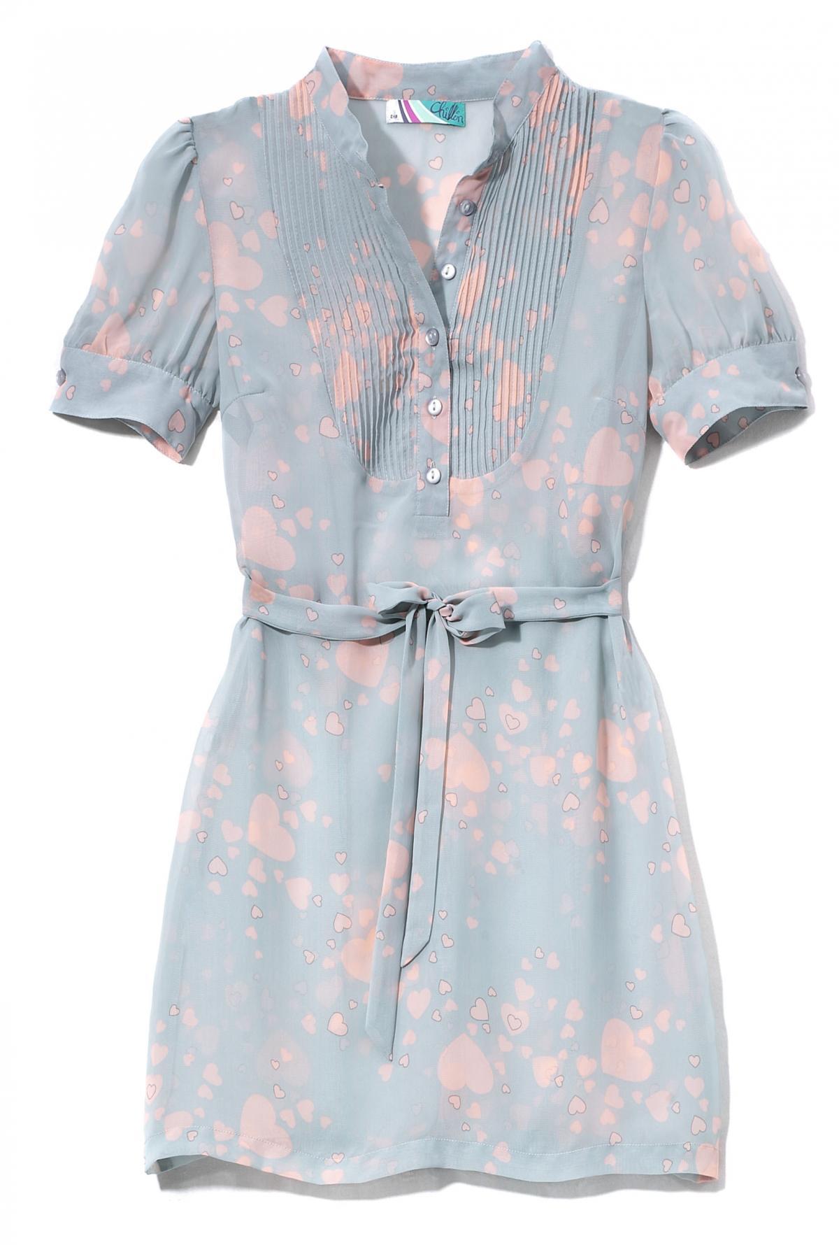sukienka Cropp - wiosna 2011
