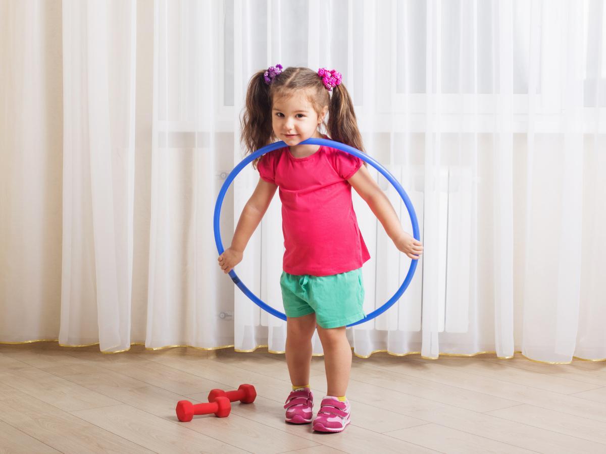 Ćwiczenia fizyczne dla dzieci