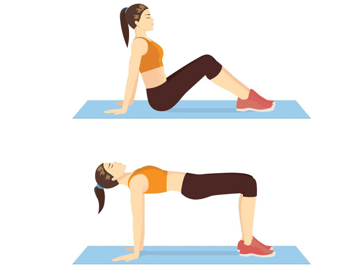Cwiczenia zeby schudnąć z ramion