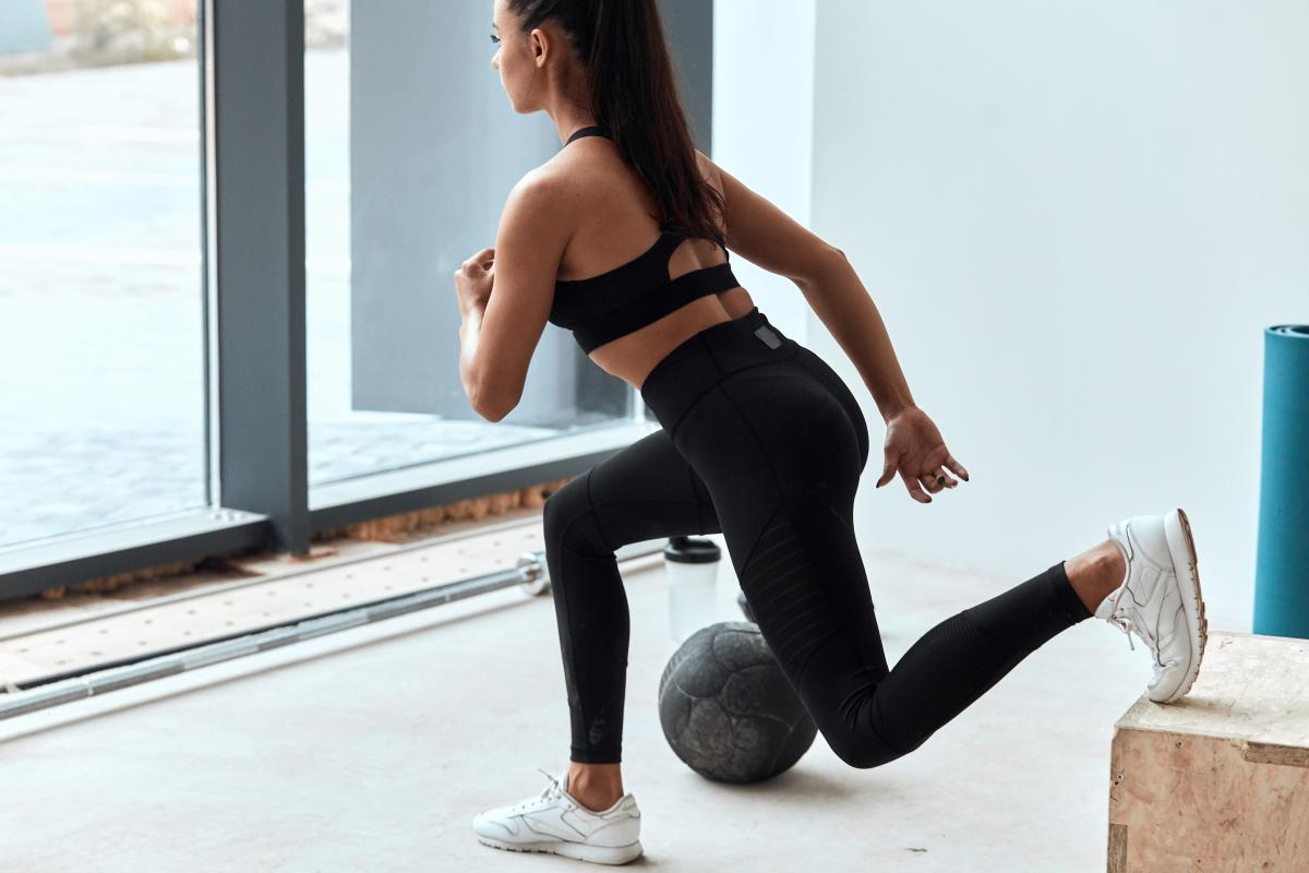 ćwiczenia na siłowni na uda