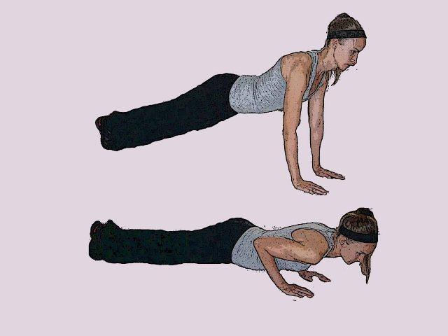 Ćwiczenia na wzmocnienie górnej części ciała