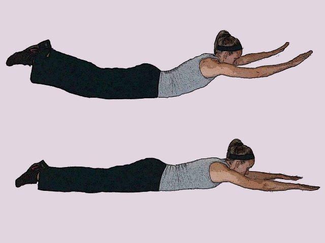Ćwiczenia wzmacniające plecy