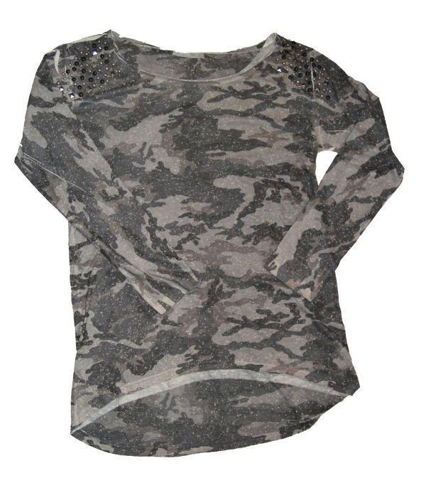 T-shirt z długim rękawem z Maximus Fashion Center, 180 zł