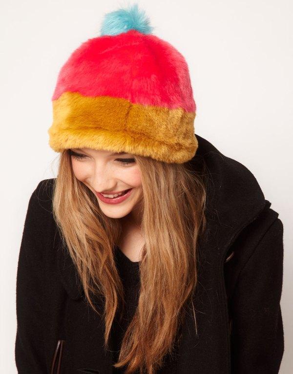 czapka, kolekcja jesień-zima 2012/2013