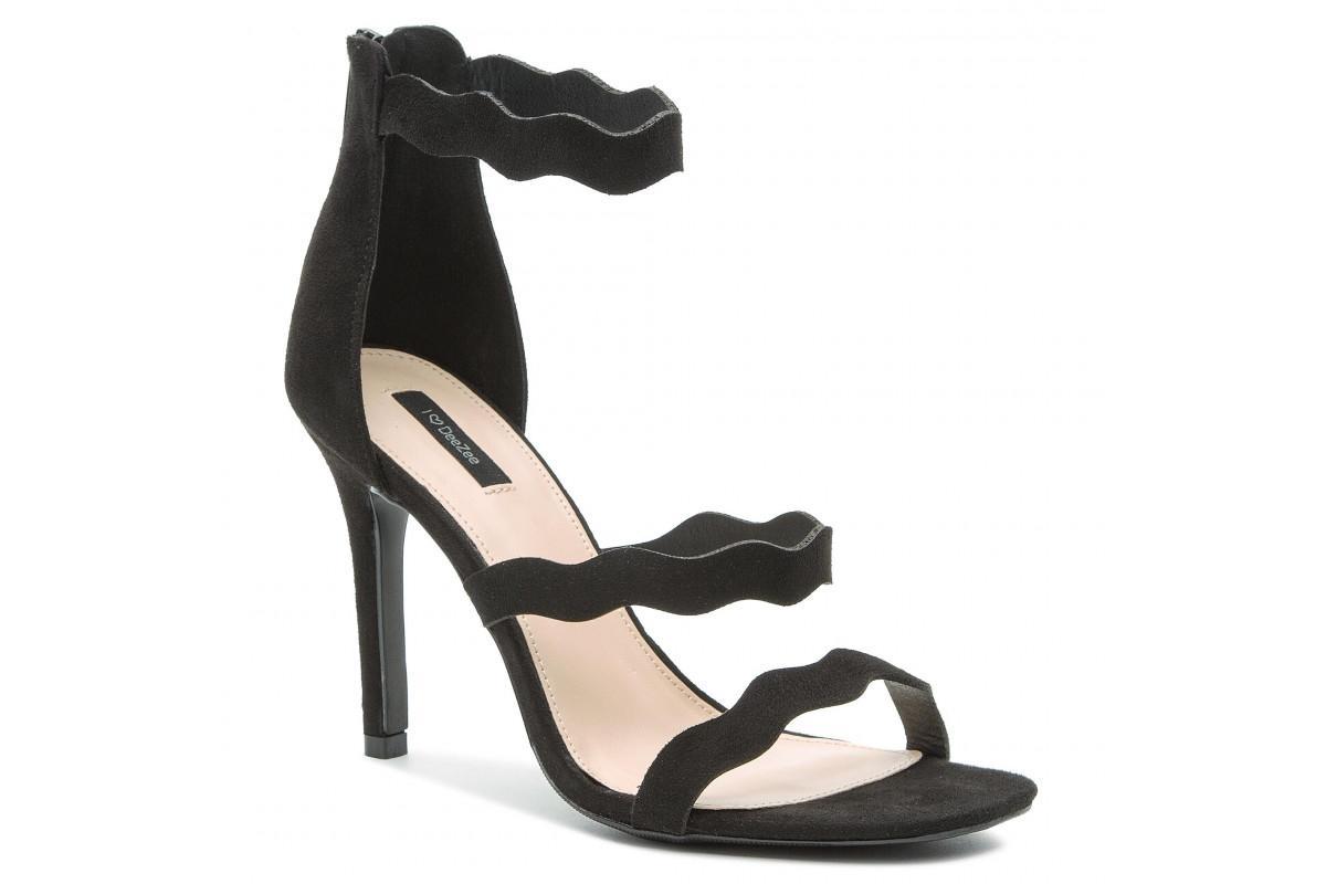 sandały na szpilce DeeZee