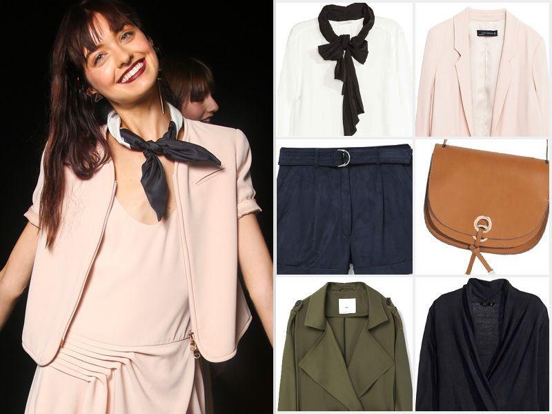 Klasyczne ubrania, które znajdziesz w najnowszych kolekcjach