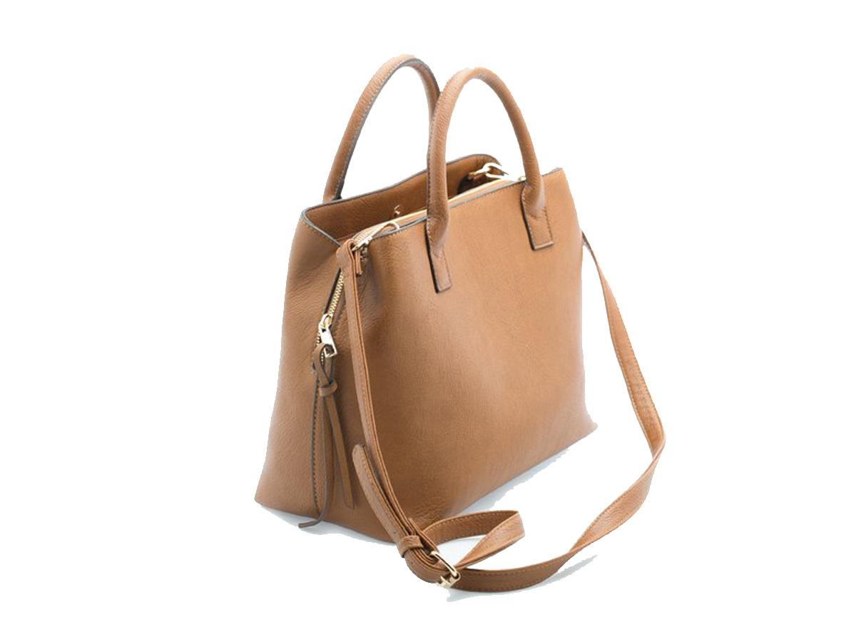 6120ece4194d8 torebka Stradivarius, ok. 89 zł - Modne torebki na co dzień - Moda ...
