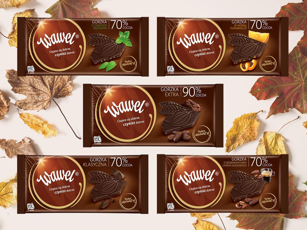 czekolady wawel