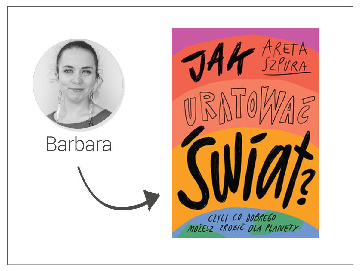 """""""Jak uratować świat"""" Areta Szpura, wyd. W.A.B., cena"""