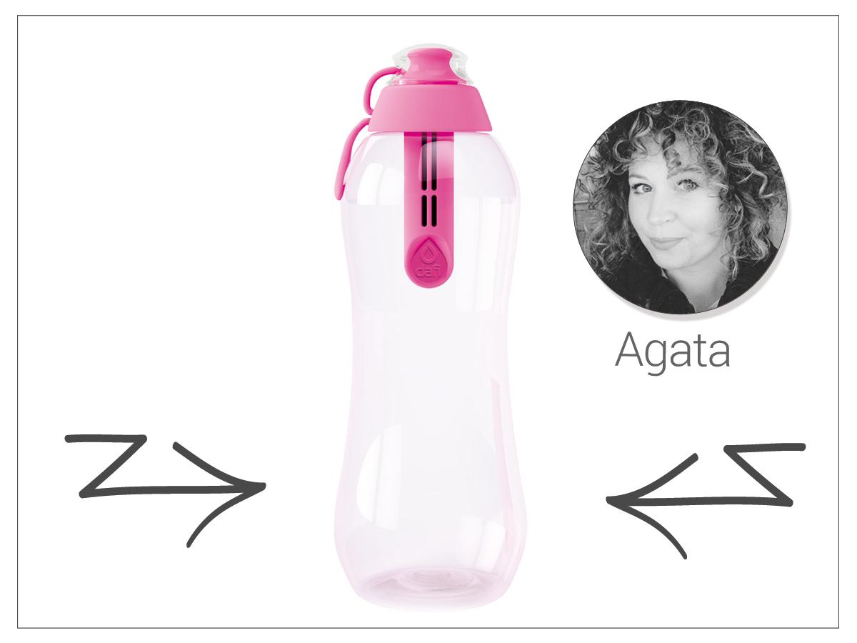 Butelka filtrująca Dafi