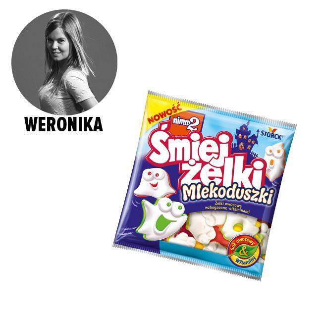 ŚmiejŻelki Mlekoduszki - cena ok. 3.55 zł