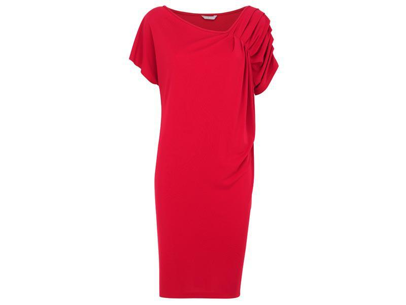 czerwona sukienka na sylwestra, Marks & Spencer