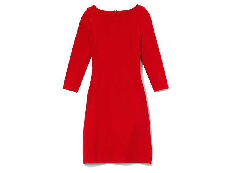 czerwona sukienka na sylwestra, Mohito