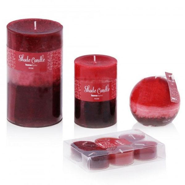 Czerwone świeczki, Home&You 7,50 zł - 29 zł (w zależności od rozmiaru)