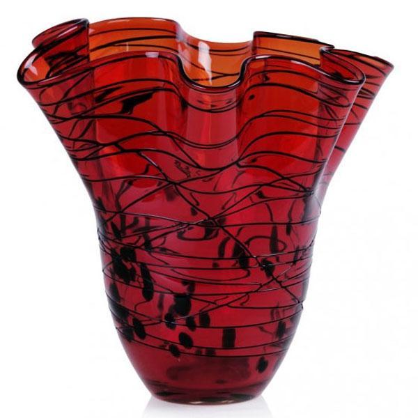 Czerwony wazon, Home&You 139 zł