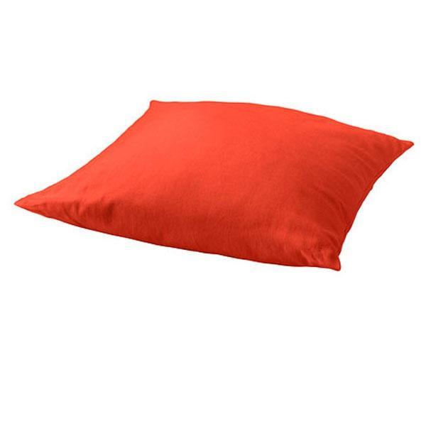Czerwona poduszka, Ikea 9,99 zł