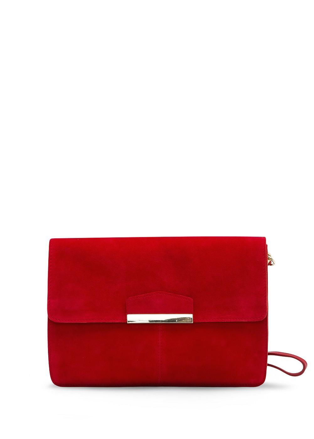 f9ba589f75bda Czerwone torebki na sylwestra