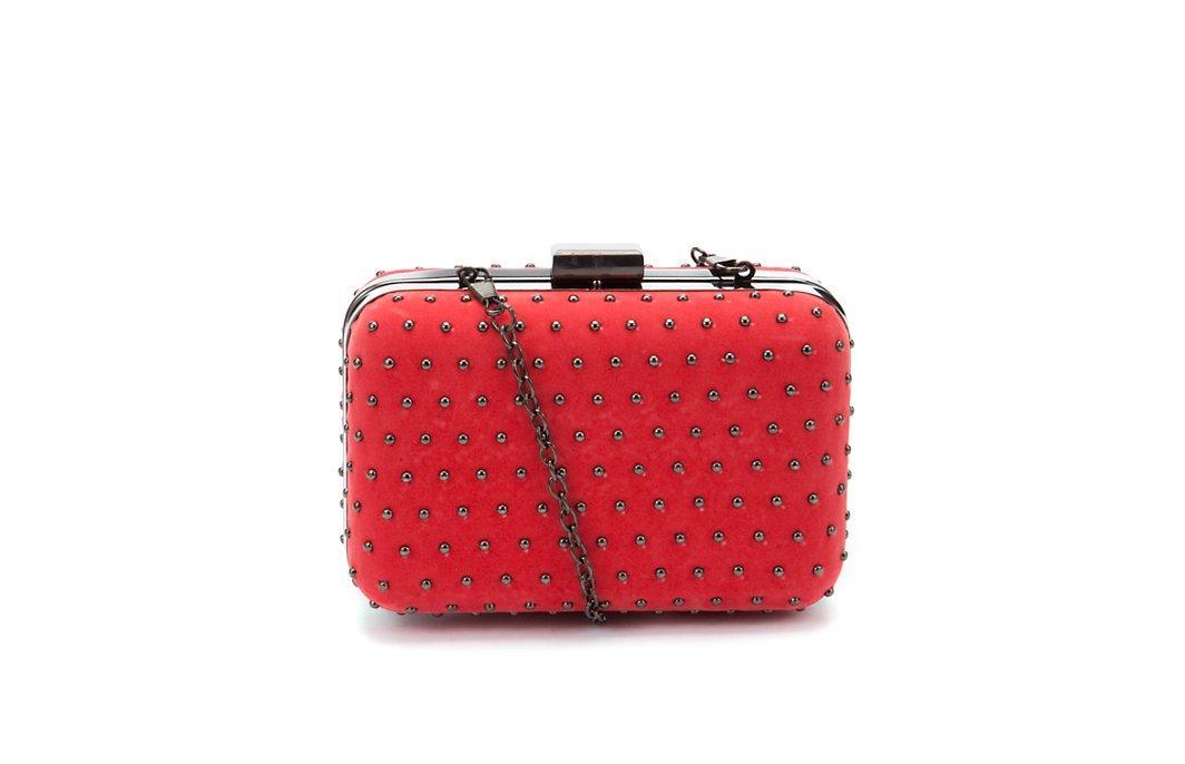 21b53d37c797d pudełkowa torebka New Look w kolorze czerwonym - modne torebki na ...