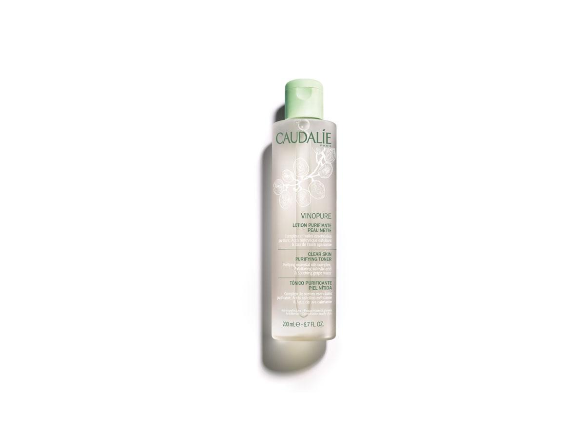 Tonik oczyszczający, 99% składników pochodzenia roślinnego, Caudalie, cena
