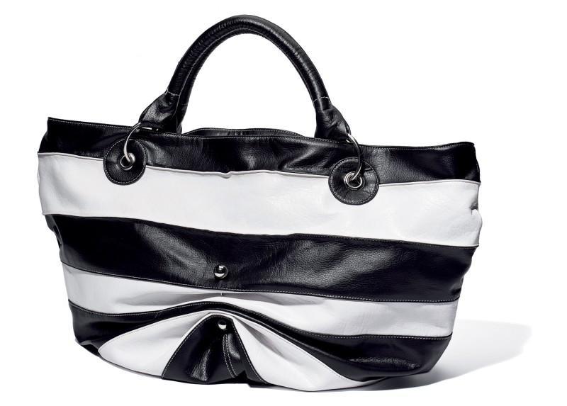 czarna torebka New Yorker - wiosenna kolekcja