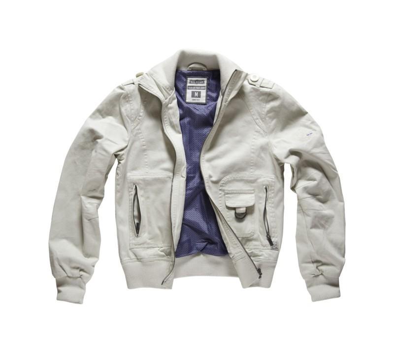 biała kurtka Big Star - z kolekcji wiosna-lato 2011