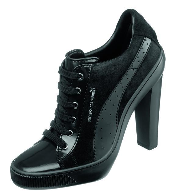 Damskie obuwie Pumy od Sergio Rossi - jesień 2009 - zdjęcie