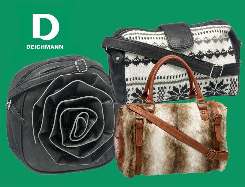 Deichmann - najnowsze torebki na jesień 2011