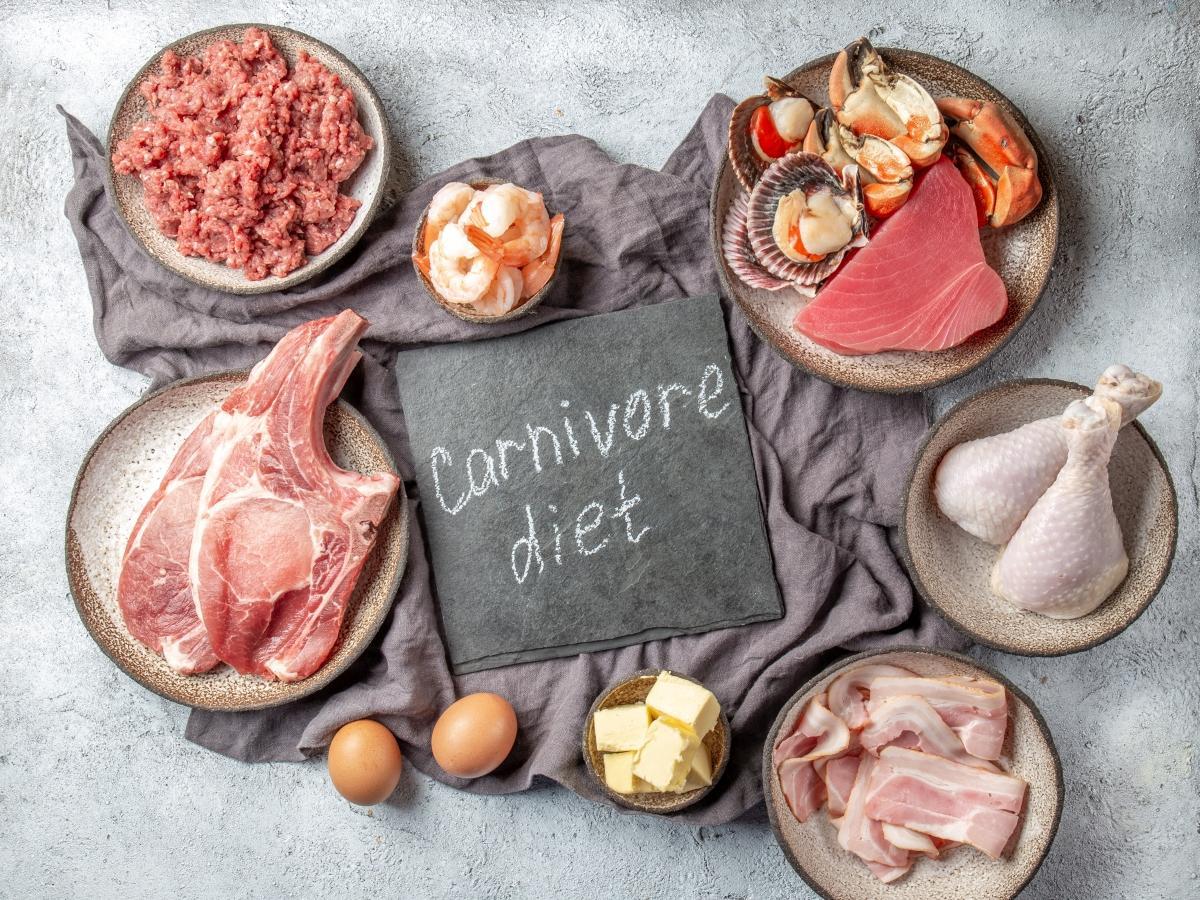 Dieta karniwora produkty