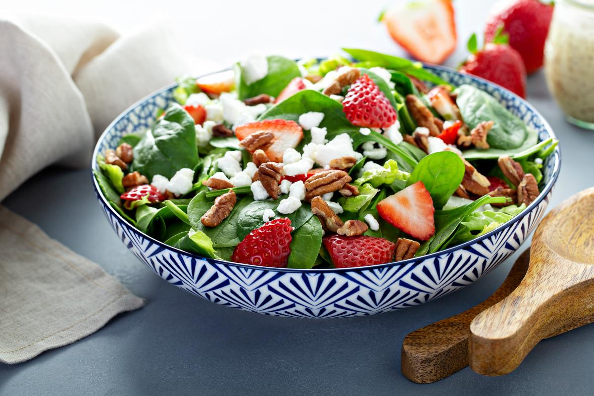 dieta truskawkowa jadłospis