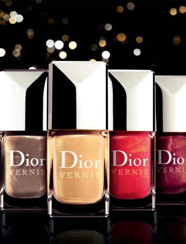 Dior, Święta, 2012, wigilia, makijaż, kolekcja